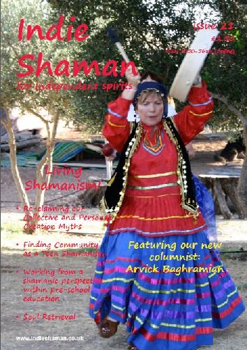 Indie Shaman issue 21